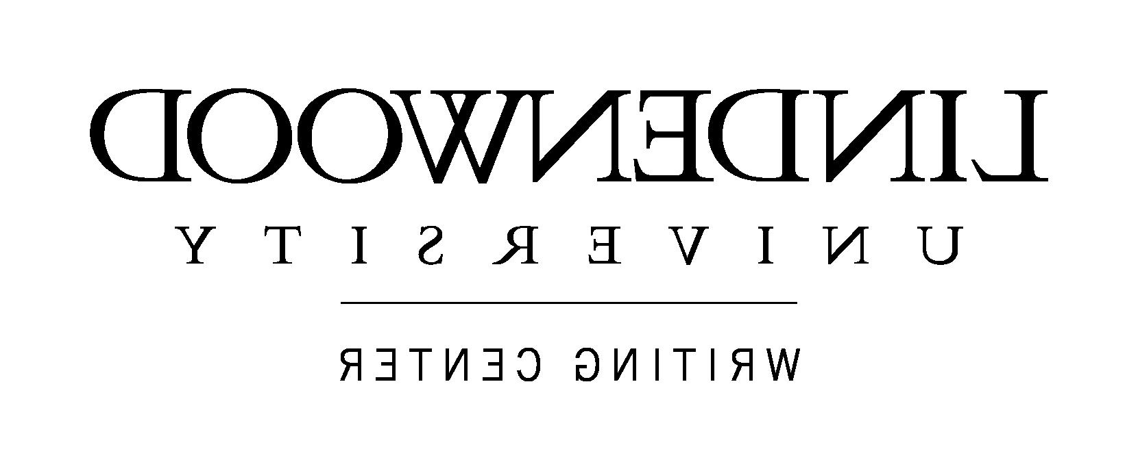 韦德1946写作中心的标志